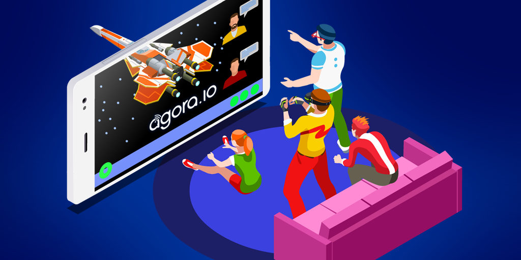 Agora.io to Showcase Real-Time Engagement Solutions for Gamers at GDC 2019 Featured
