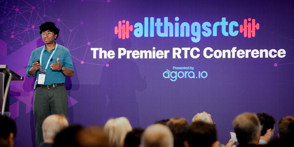 Keynote Speech – Changing the Future of Codec Technology for RTC with AV1 by Debargha Mukherjee Featured
