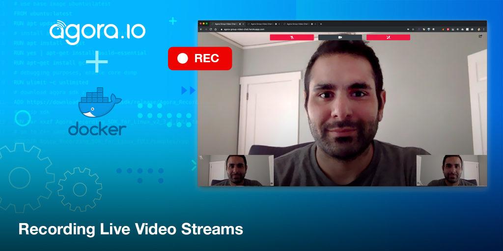 Recording Live Streams with an On-Prem Recording Service with C++ and Docker Featured