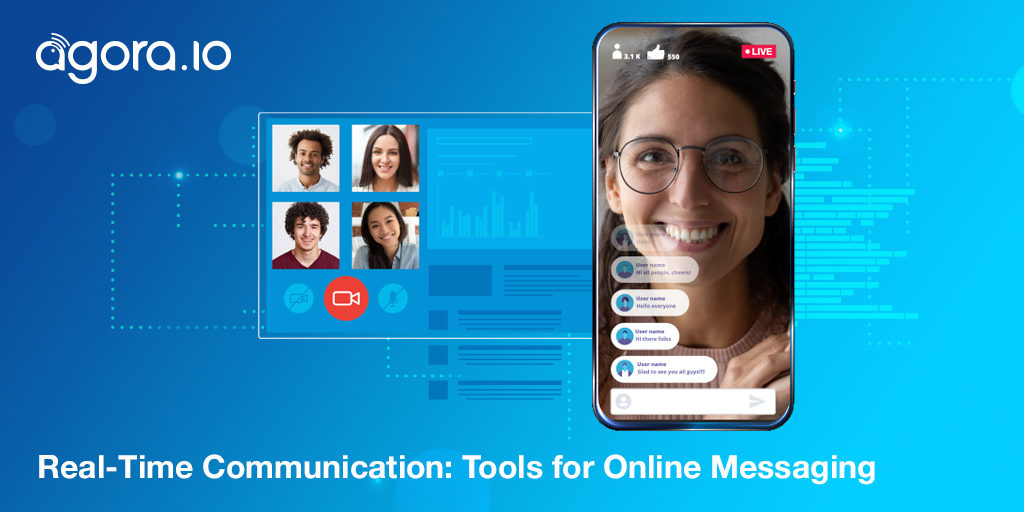 Real-Time Communication: Tools for Online Messaging Featured