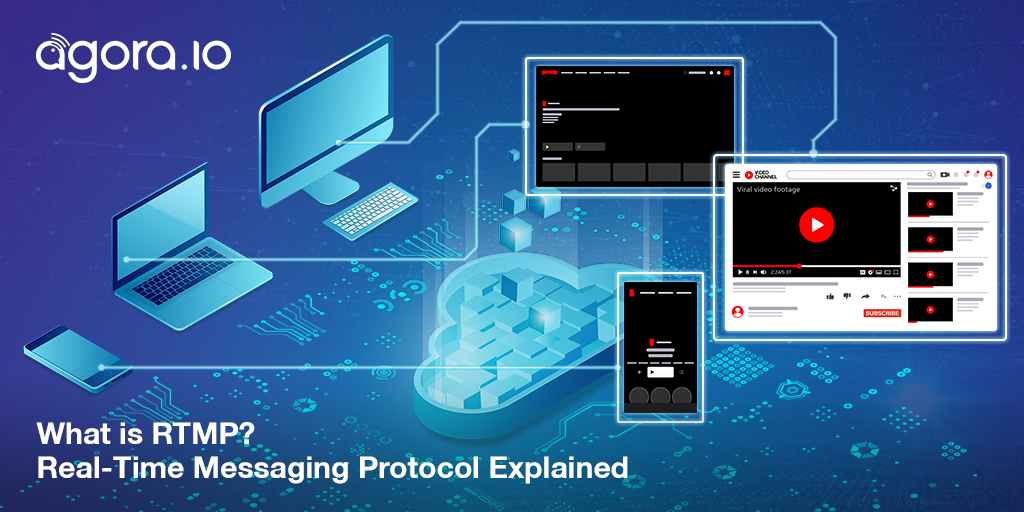 What is RTMP? - Real-Time Messaging Protocol Explained Featured