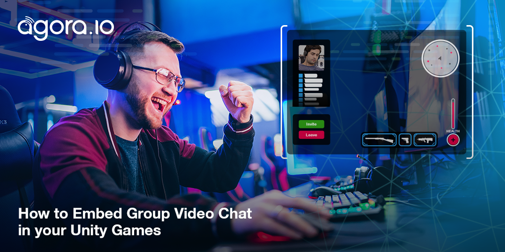 How to Embed Group Video Chat in your Unity Games Featured