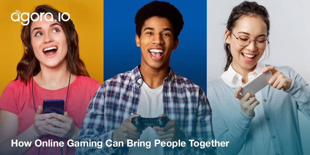 How Online Gaming Can Bring People Together During the COVID-19 Pandemic Featured