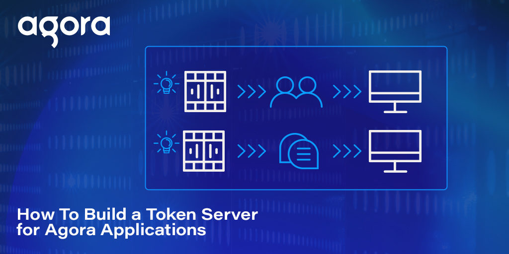 How to Build a Token Server for Agora Applications using NodeJS Featured
