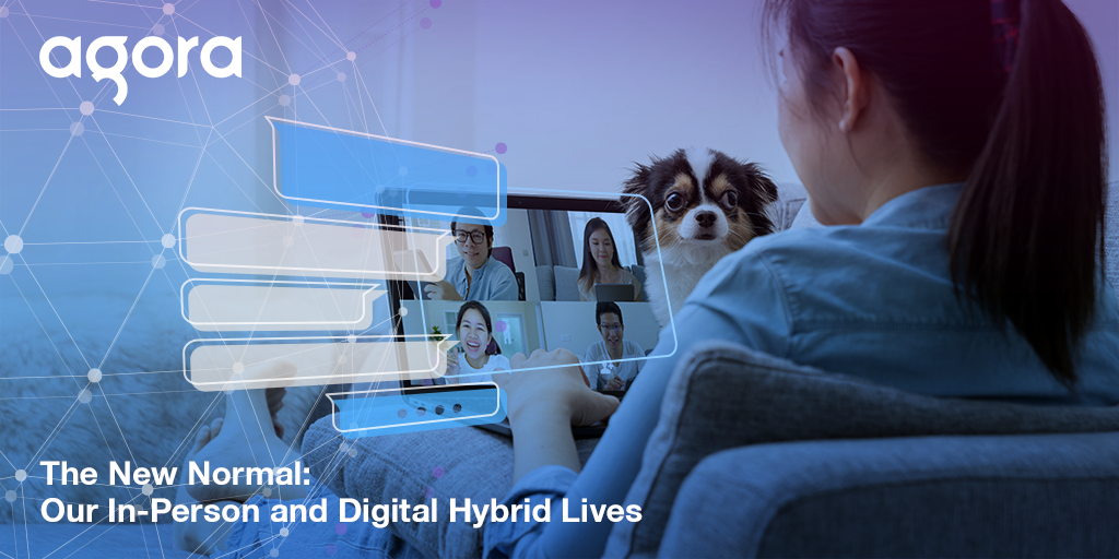 The New Normal: Our In-Person and Digital Hybrid Lives Featured