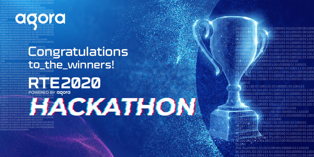 Congratulations to the Winners of the RTE2020 Hackathon Featured