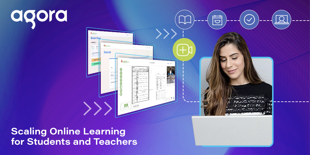 Scaling Online Learning for Students and Teachers Featured