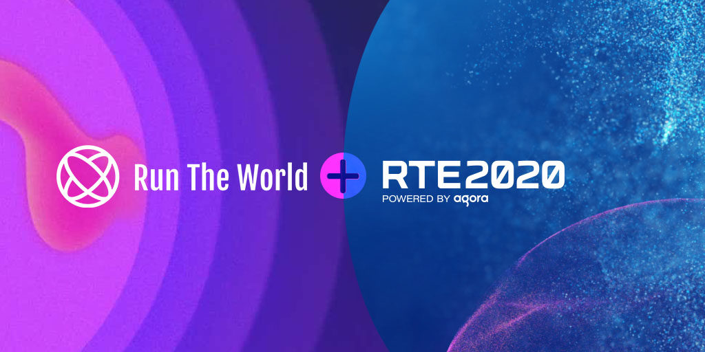 Agora Launches Virtual Conference RTE2020 to Talk Real-Time Engagement Feaured