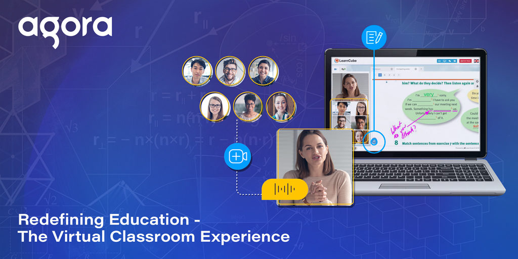 Redefining Education - The Virtual Classroom Experience Featured