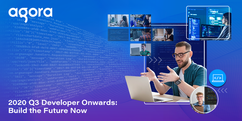 2020 Q3 Developer Onwards: Build the Future Now Featured