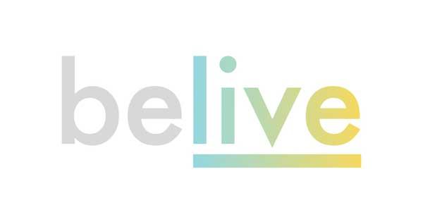 Belive logo
