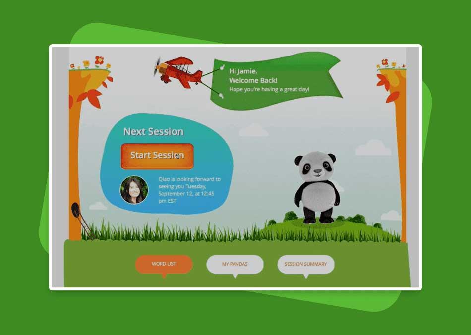 Panda Tree user interface