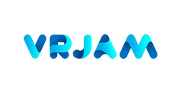 VRJAM logo