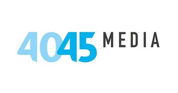 4045 Media logo