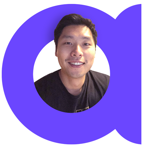Portrait of Jason Liang
