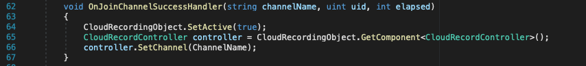 Cloud Recording for Unity Video Chat - Screenshot #12