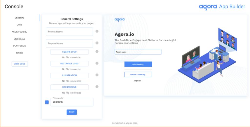 RTE App Builder Quickstart Guide - Screenshot #1