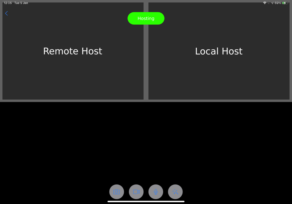 How to Build a Live Video Streaming iOS App with Agora - Screenshot #5
