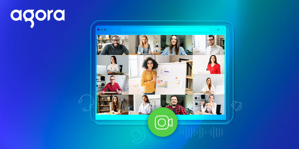 Add Video Calling in Your Web App Using the Agora Web NG SDK - Featured