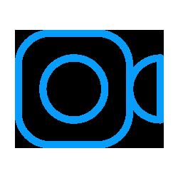 Basic Video Call icon