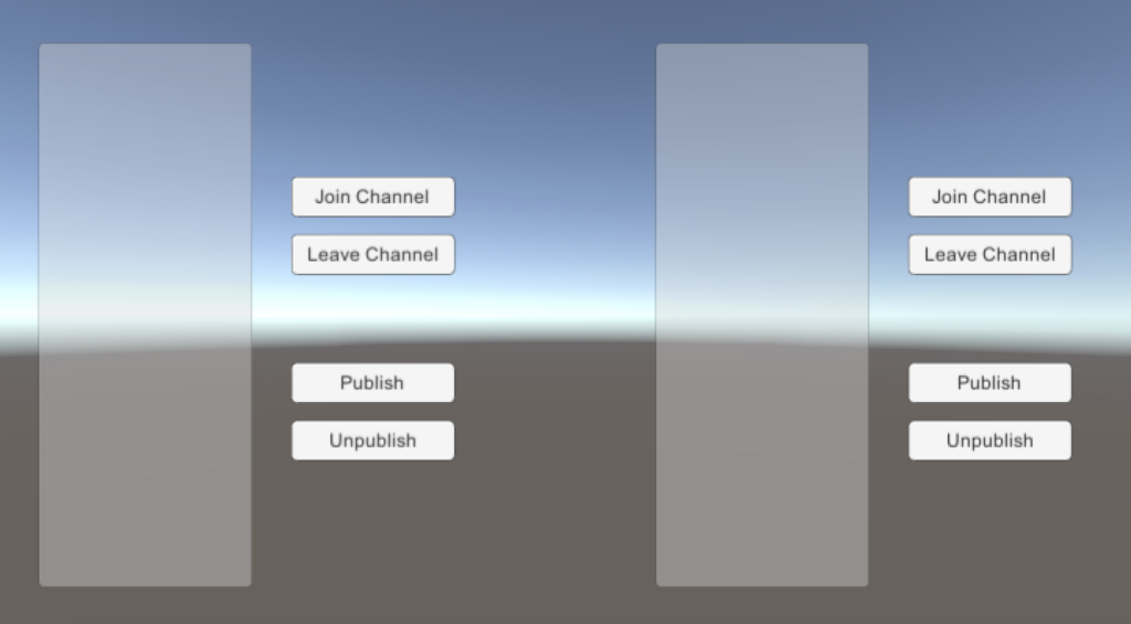 Joining Multiple Agora Channels in Unity - Screenshot #2