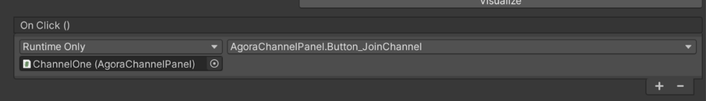 Joining a Multiple Agora Channels in Unity - Screenshot #3