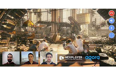 Nexplayer - Screenshot #1
