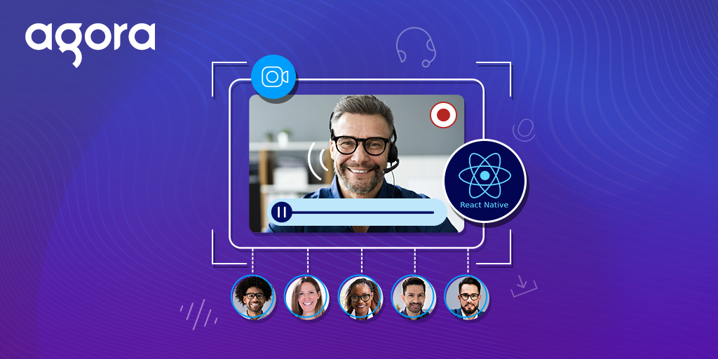 Cloud Recording for React Native Video Chat Using Agora featured