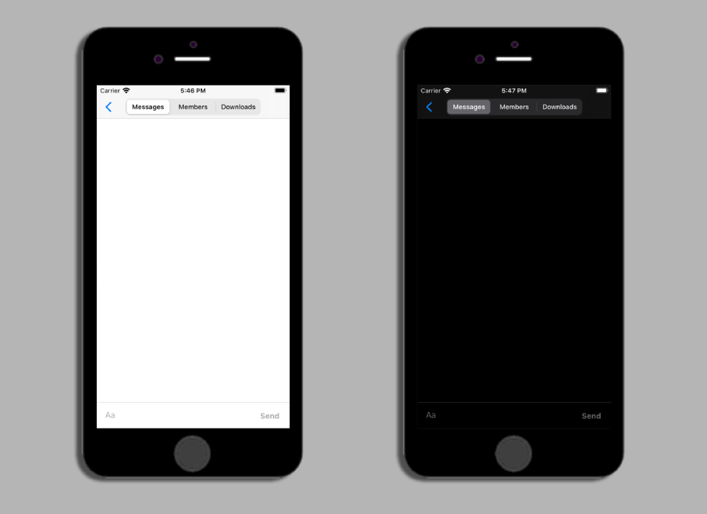 Advanced Real-time Messaging with Agora and MessageKit - Screenshot #3
