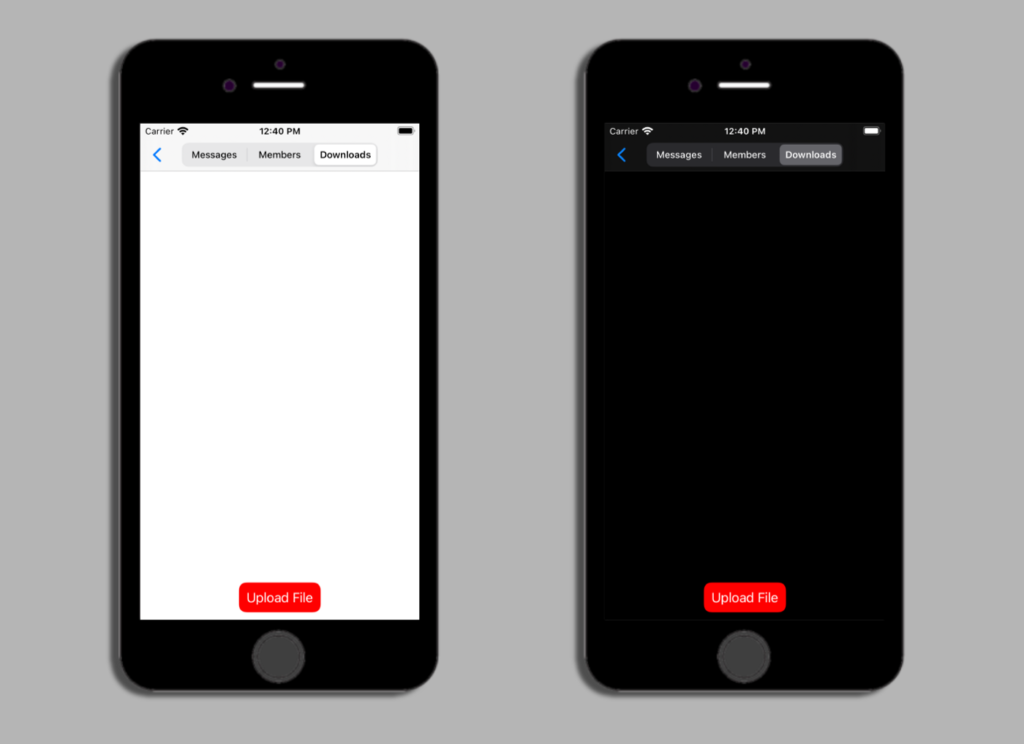 Advanced Real-time Messaging with Agora and MessageKit - Screenshot #7