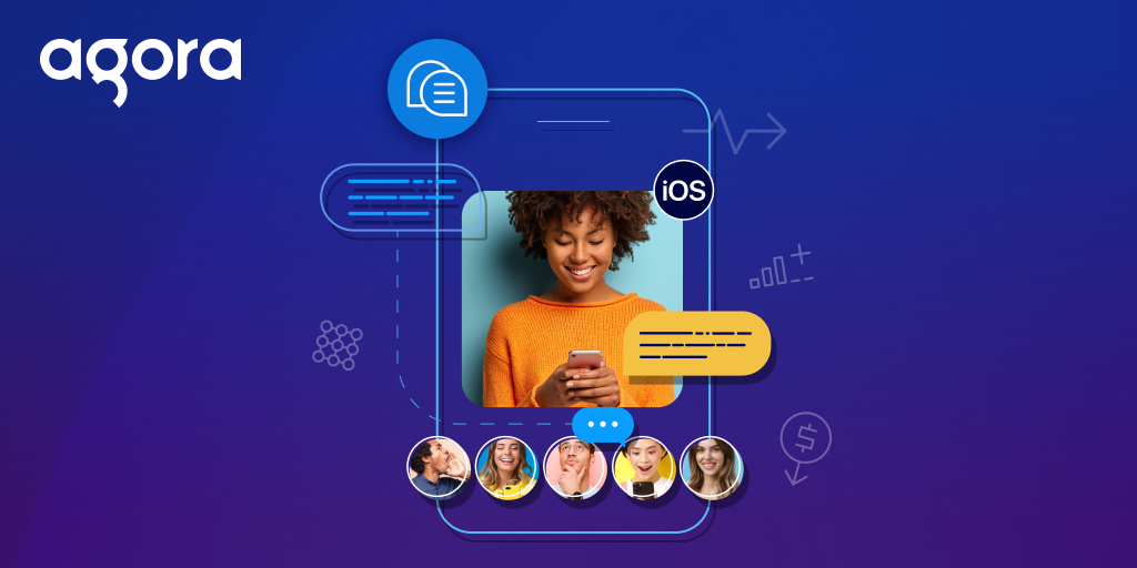 Advanced Real-time Messaging with Agora and MessageKit - Featured
