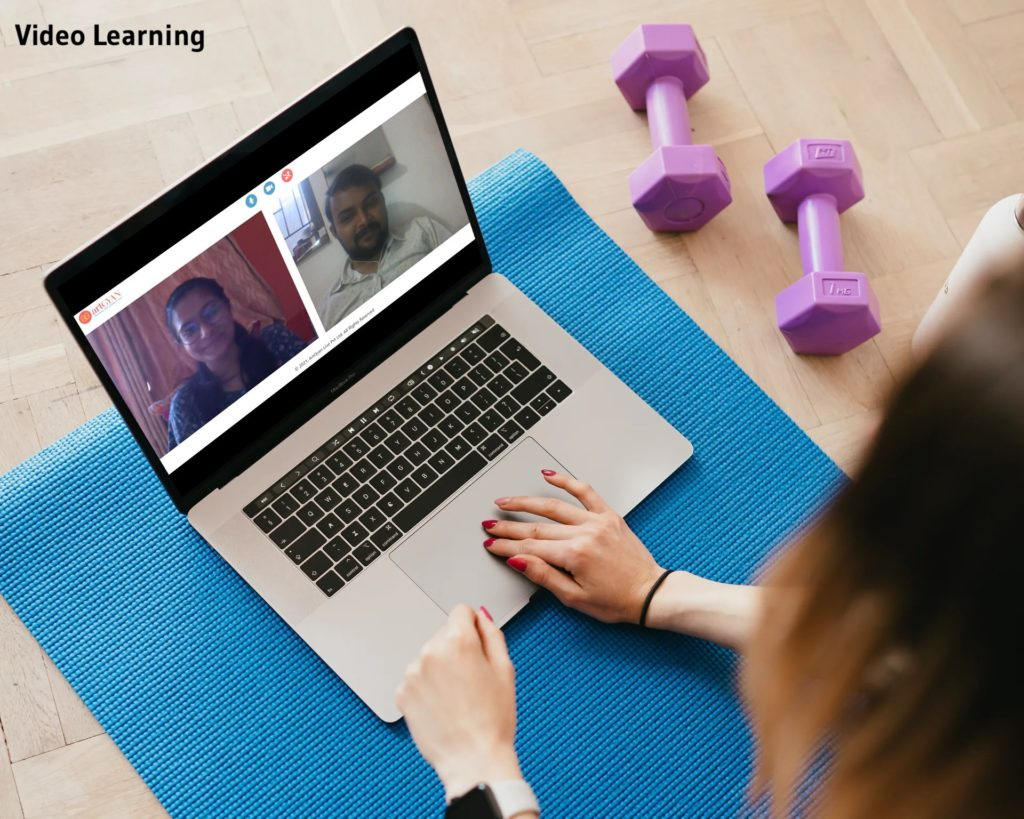 ArtGyan Video Learning is the world's first live online learning space for all things art.