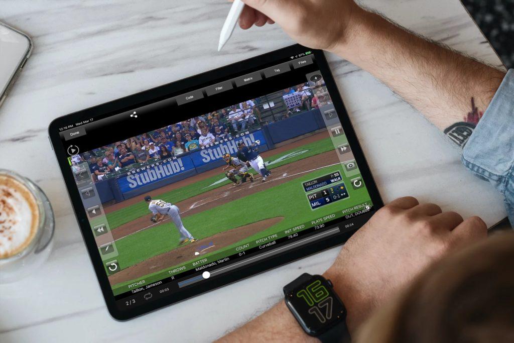 Sports video editor