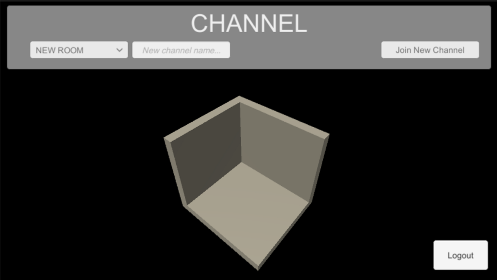 Agora Treefort: Using RTM to Join Breakout Rooms in Unity - Screenshot #4