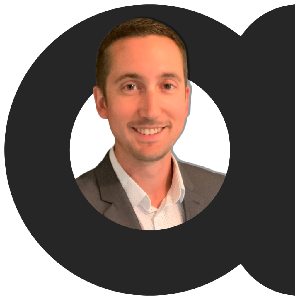 Headshot, Joe Eastman, Cofounder and CEO of ARUtility.