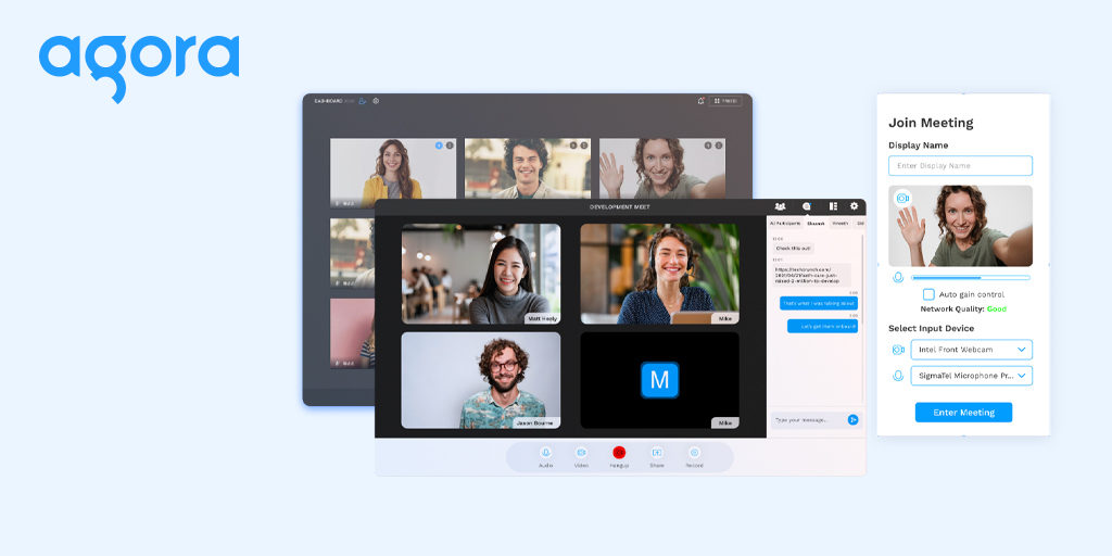 Agora Launches Agora App Builder for Highly Customized Video Chat and Live Streaming Apps for Creators and Companies featured