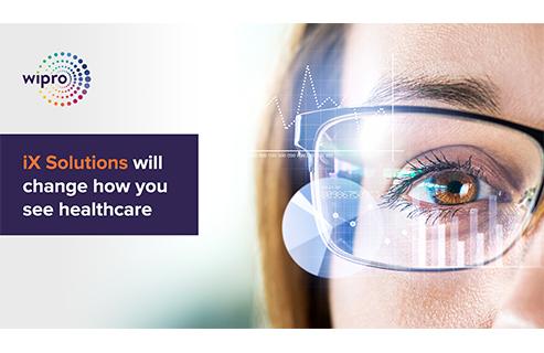 Wipro iX solutions helps transforms healthcare