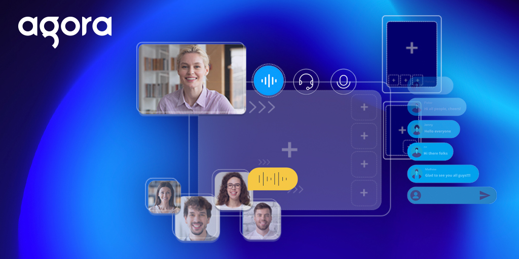Introducing Agora App Builder: A No-Code Design Studio to Create Personalized Live Video Apps featured