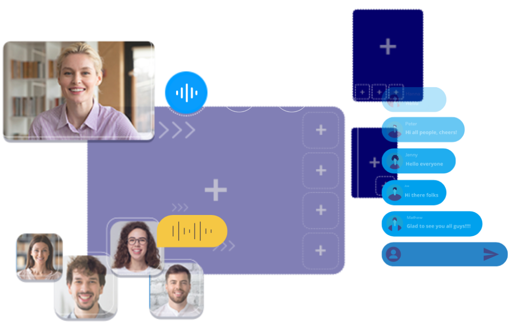 Agora App Builder allows you to create and launch interactive video chat or streaming apps with your unique brand personality.