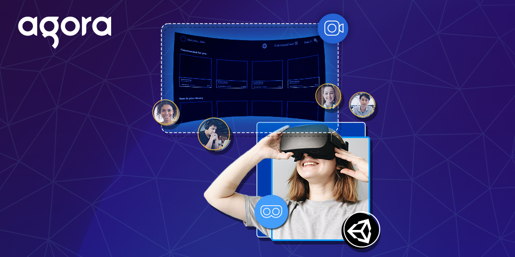 How to Build a VR Video Chat App Using Unity's XR Framework featured