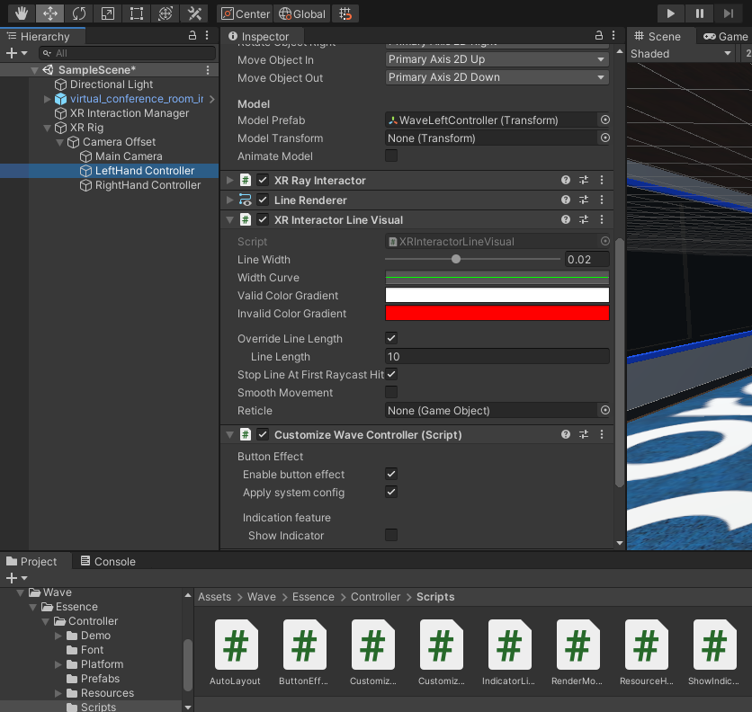 How to Build a VR Video Chat App Using Unity's XR Framework screenshot 17