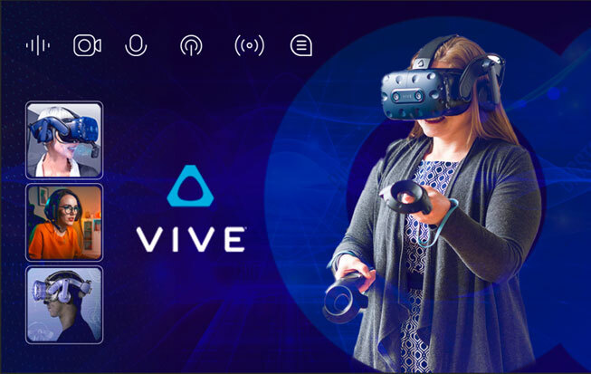 HTC VIVE featured