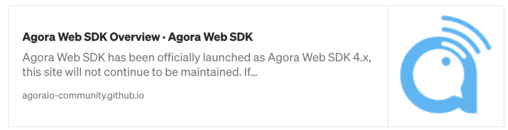 Build Your Own Many To Many, Live Video Streaming Using the Agora Web SDK - Screenshot #8