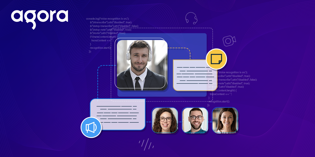 Building Your Own Transcription Service Within a Video Call Web App - Featured
