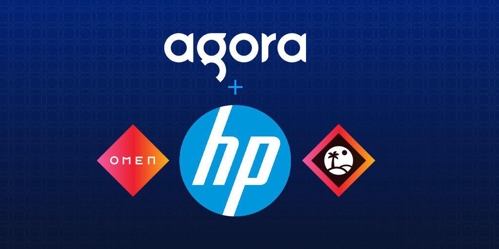 Agora + HP featured