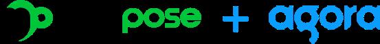 MixPose + Agora logo