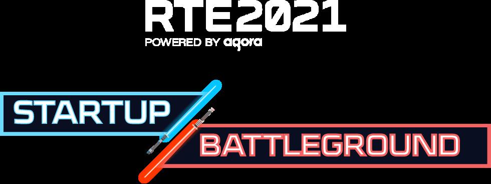 RTE2021 Startup Battleground form logo