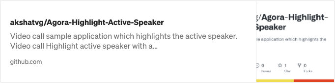 Highlighting The Active Speakers During A Group Video Call screenshot 4