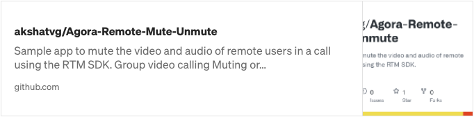Muting And Unmuting A Remote User In A Video Call Web screenshot 4