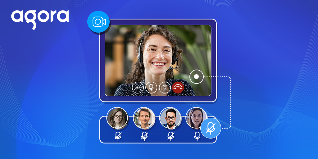 Muting And Unmuting A Remote User In A Video Call Web featured